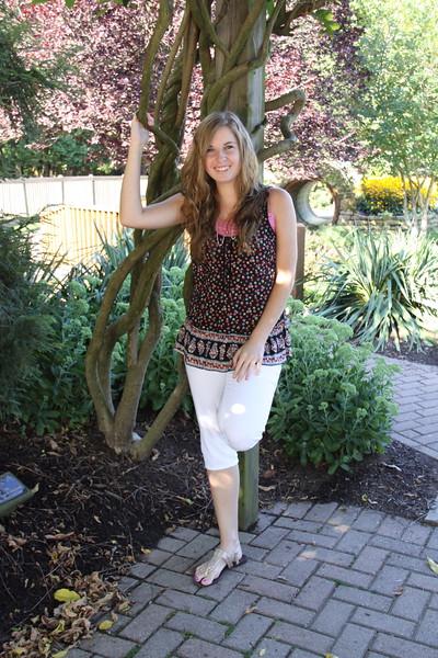 Alyssa Miller Senior