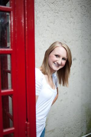 Ashleigh Watson Senior Portriats