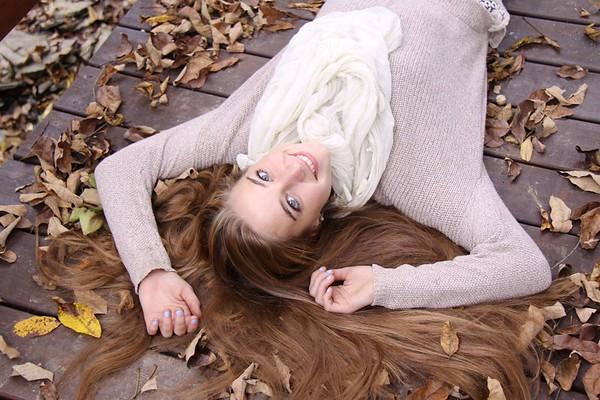 AshleyHSenior Portraits