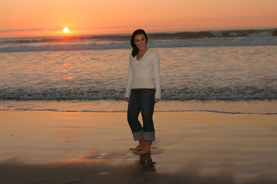Sara Beach Photoshoot