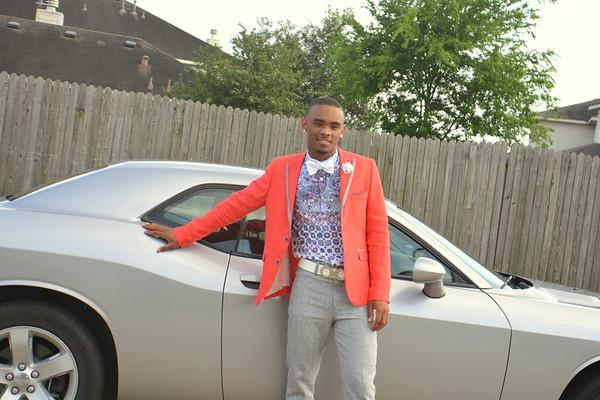 Ron's Prom 2015