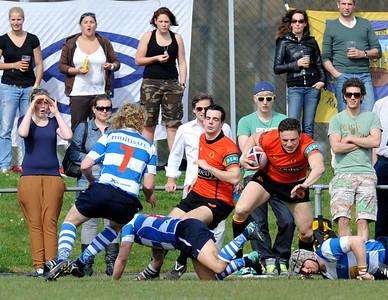 Hilversum vs Dukes Final 2 April 2011