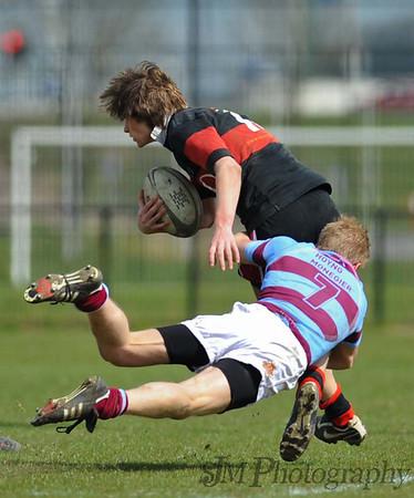 Students Cup Final LSRG vs Delft Students 21 April 2012