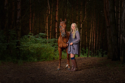 Senior Portraits with your horse