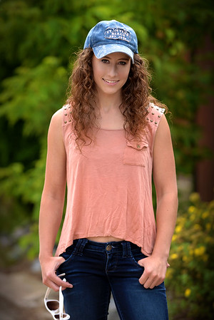 We love to capture your personality for your senior portraits. We make having your senior pictures taken a fun experience.