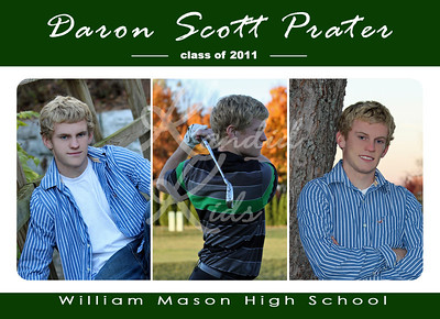 Senior Announcements 2011