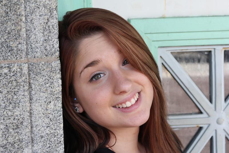 Alecia at Cobb's Hill