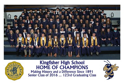 Seniors 2016 Group Photo