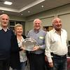 2016 Swiss Teams winners: Frank Littlewood, Sandy Davies, David Musson & Tom Gisborne