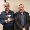 2017 Championship Pairs B Final winners - Jeremy Dhondy & Alan Kay