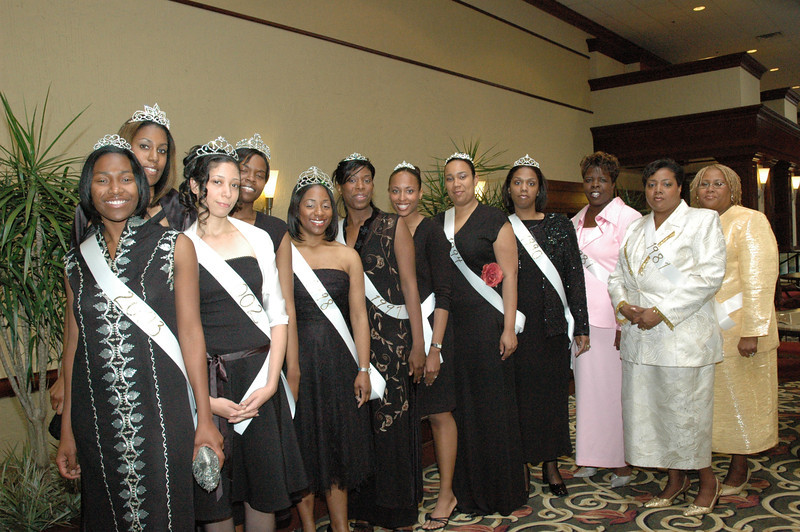 "Over a decade of former ""Coronation Queens"""