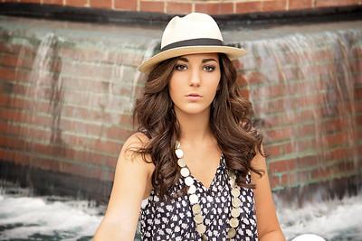 Danielle's Senior Portraits