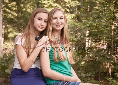 Caroline & Laura