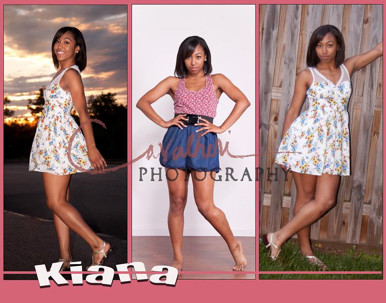 3 frame Kiana