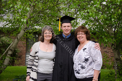 2013 Purdue University Graduation and Celebration