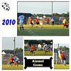 Soccer Layout<br /> 2010<br /> Captured Creation<br /> Alumni Game
