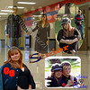 Jessica - Senior Pictures Layout - with Kevin<br /> Scrapbook page created by Mel from senior pictures I took of Jessica<br /> Big Hitter - Popular
