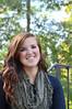 Catie Senior Pictures  - October 2013 - Image ID # 2384