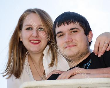 Daniel and Megan