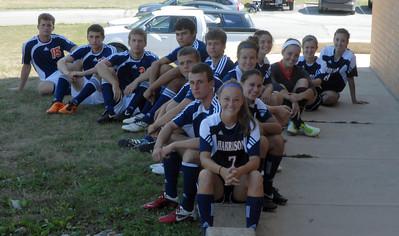 2012 Soccer Seniors