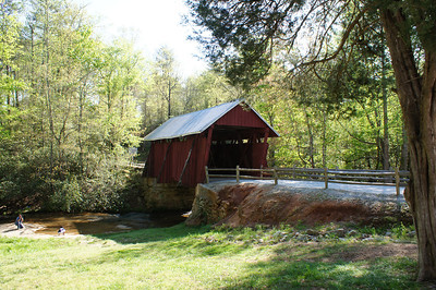 Campbell Covered Bridge SC (1)