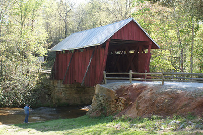 Campbell Covered Bridge SC (2)