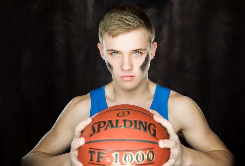 Basketball photo shoot