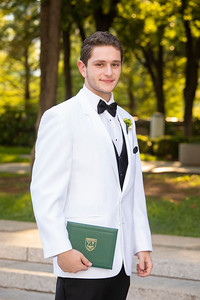 Mitchell Schindler graduation from Greenhill School at The Meyerson in Dallas, Texas on June 3, 2018. (Photo/Sharon Ellman)