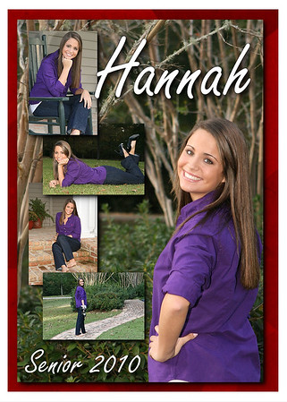Hannah 5x7 collage R-26