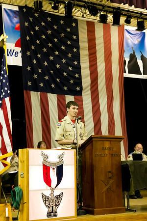 2012 Jeremy Eagle Scout