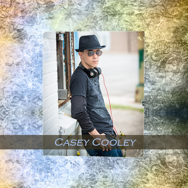 Memory Remains AccAlbum FrontCover - Casey