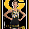 Garland cheer banner - All Star