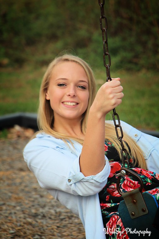 2017 Lindsey Fall Senior Session