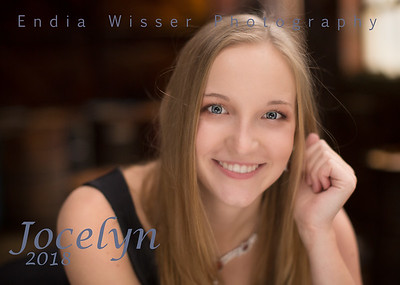 Jocelyn from East Palestine with Endia Wisser Photography 2018
