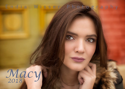 Macy from Crestview with Endia Wisser Photography 2018