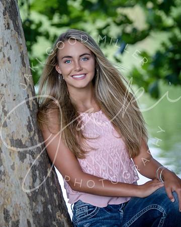 Jessie Silcott - JGM Senior Model - Class of 2018