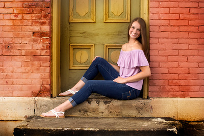 Ally from Crestview with Endia Wisser Photography 2019