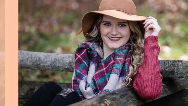 Maria Hughart - Nicholas County High School - Classs of 2018
