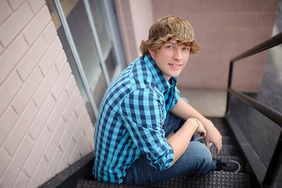 Aaron Wilson~ Senior Session-007