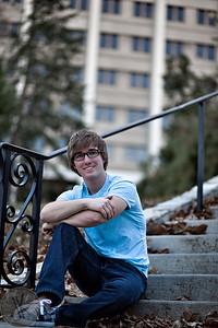 Adam Williams - Senior Photos, 2010