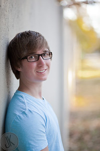 Adam Williams - Senior Photos, 2010
