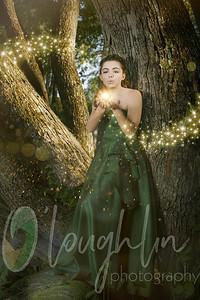 DSC_1547 Ashley Woods Green Dress