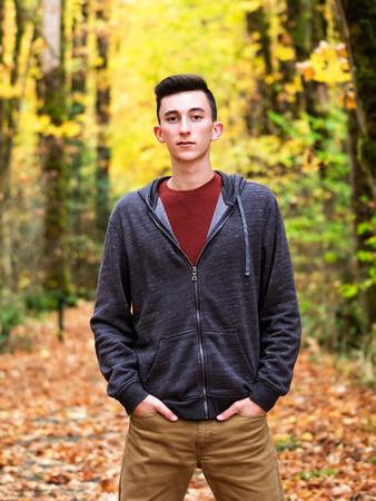 Ben Wiren - Senior Photo's