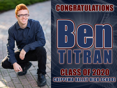Ben Titran Chippewa Valley High School