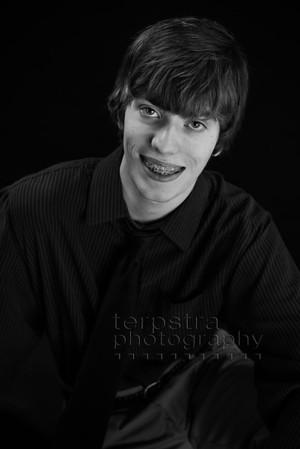 Matthew's Simple Studio Shoot