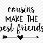 best frined quotes for cousins
