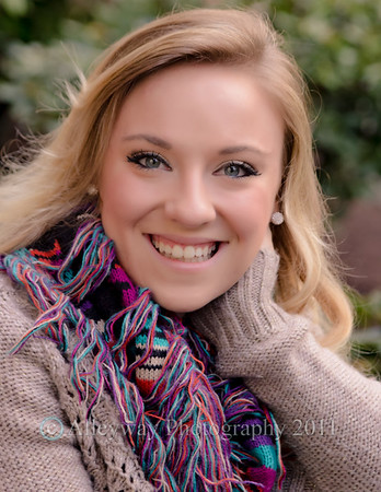 Bre - Senior Portraits