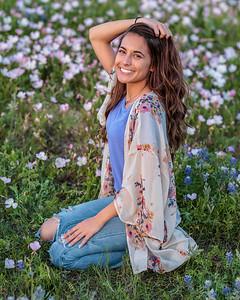 Brenna Wyatt Senior 2018