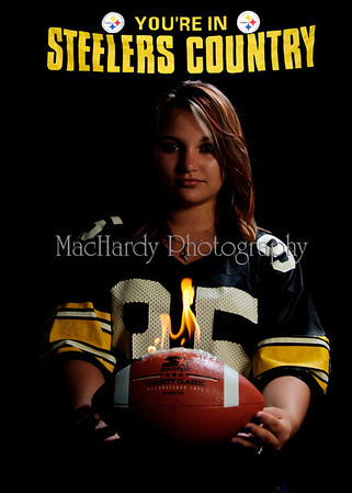 Steelers country 5x7