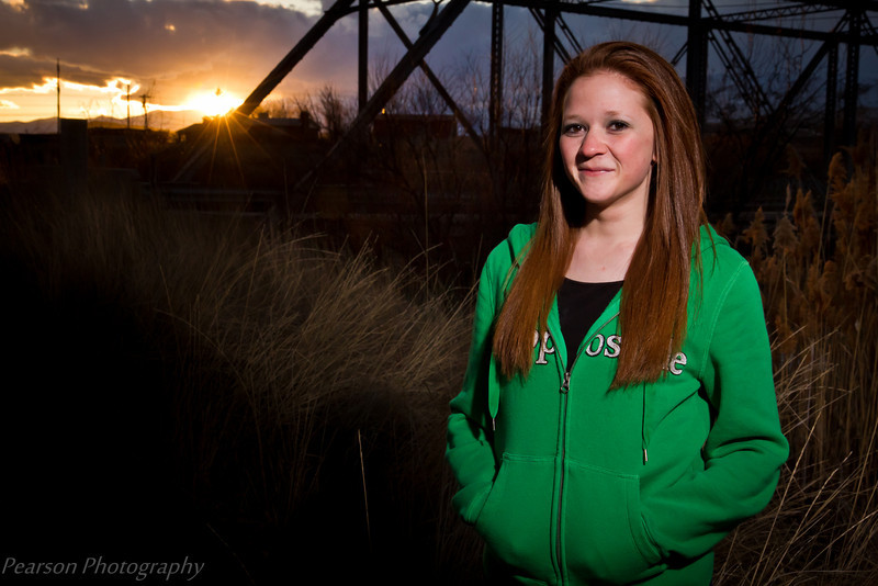 Brittany Senior Pictures